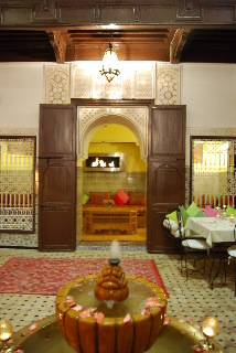 Riad Les Oliviers in Marrakech, Morocco