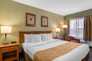 Hotel Comfort Inn Palm Springs Downtown