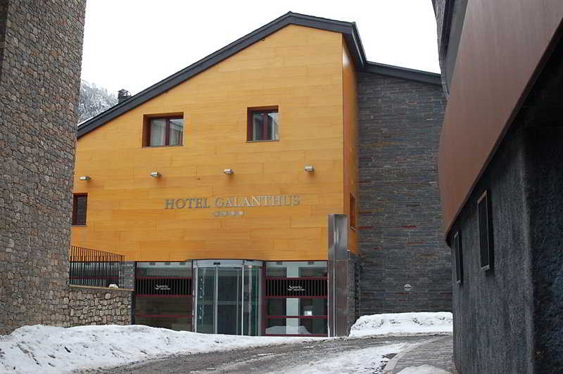 Hotel SPA Somriu Galanthus