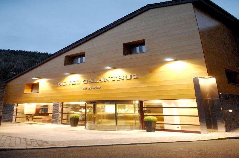 Galanthus & Spa - Hoteles en Soldeu