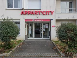 Appart'City Rennes St Gregoire