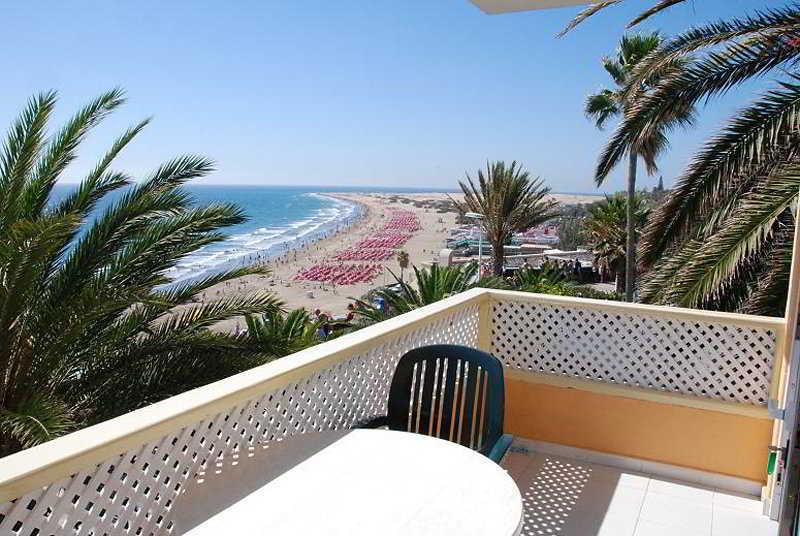 Las tejas - Apartamentos monterrey playa del ingles ...