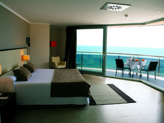 Dormir en Hotel Gran  Sol Y Mar en Calpe