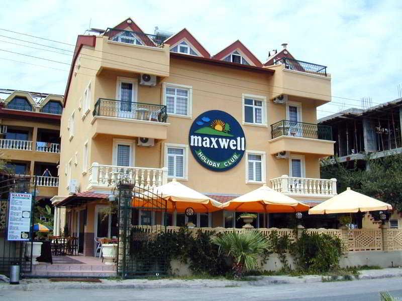 Maxwell Holiday Club in Marmaris, Turkey