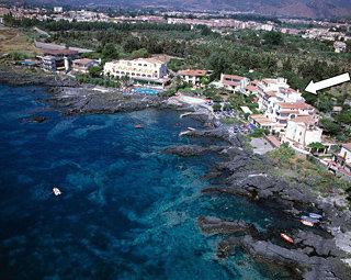 Nike Hotel in Sicily, Italy