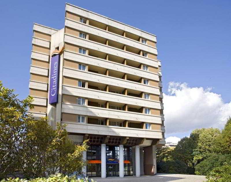 Citadines Centre Bordeaux Meriadeck