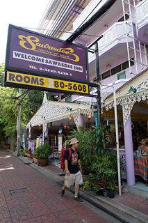 Sawasdee Welcome Inn, Bangkok