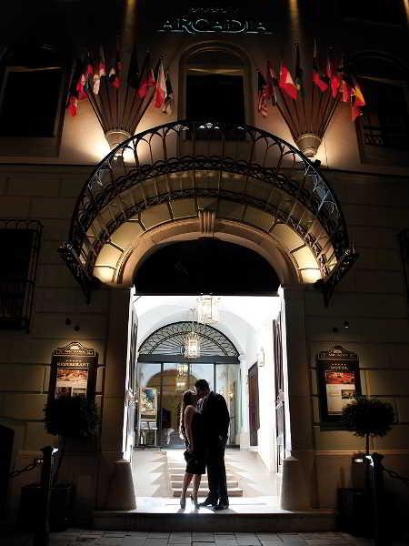 Arcadia Hotel Bratislava in Bratislava, Slovakia