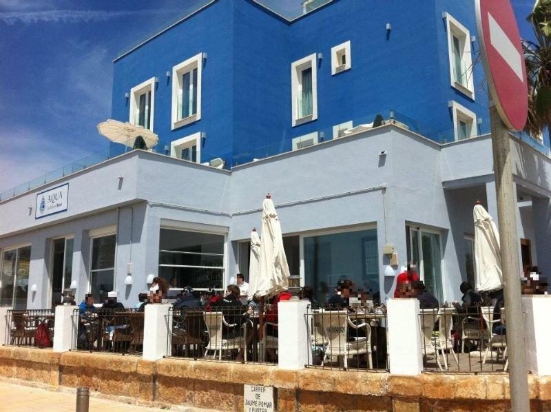 Hotel hotel azul playa en ciudad jardin for Hotel ciudad jardin