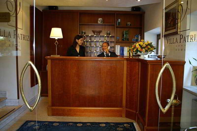 Prime Hotel Villa Patrizi -