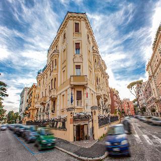 Villa Torlonia Hotel in Rome, Italy