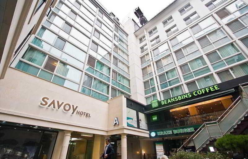 Savoy in Seoul, South Korea