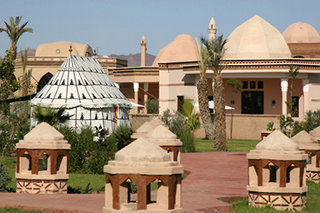 Rose Garden Resort & Spa in Marrakech, Morocco