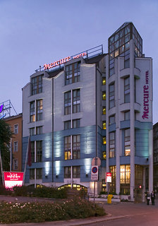 Mercure Wien Europaplatz:  General