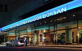 Novotel Ambassador Seoul Doksan Seoul in Seoul, South Korea