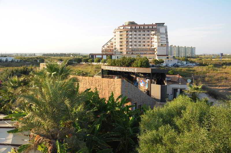 Sterne Hotel Turkei Saturn Palace Resort
