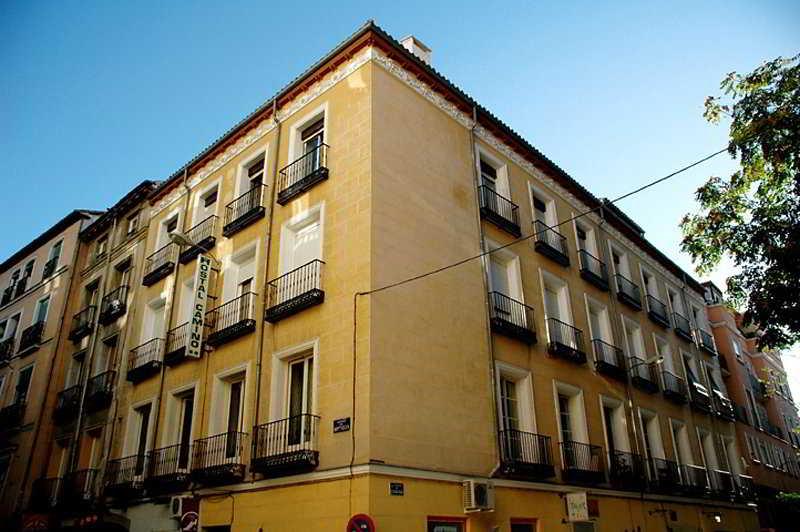 Camino for Alojamiento madrid centro