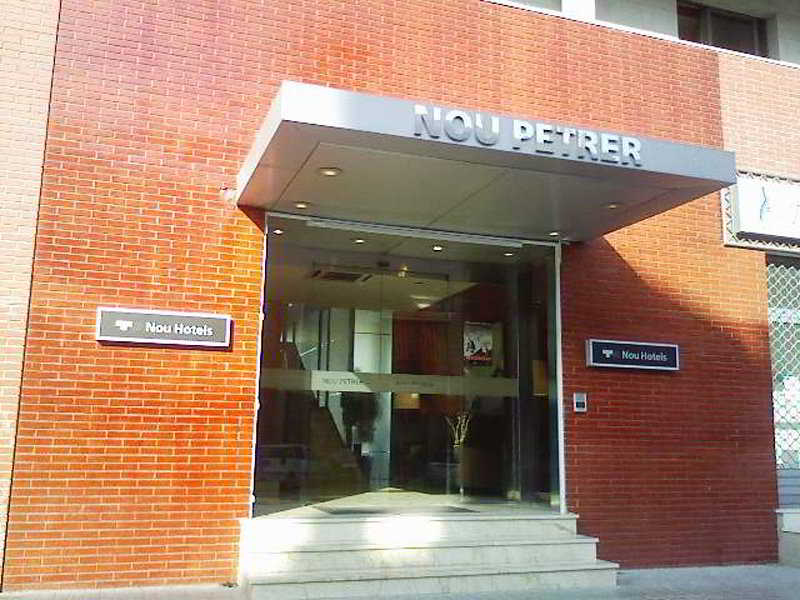Hotel Nou Petrer