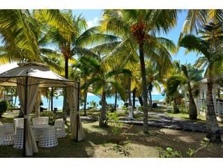 hotel mont choisy coral azur beach resort in mauritius islands north coast. Black Bedroom Furniture Sets. Home Design Ideas