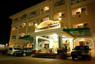 Convenient Resort Bangkok Suvarnabhumi (Formerly Queens Garden Resort)