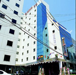 Crown Insadong in Seoul, South Korea