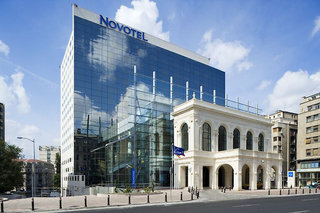 Novotel Bucharest City Center in Bucharest, Romania