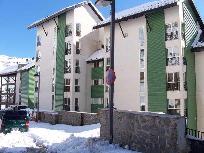 Apartamentos Habitat Zona Alta