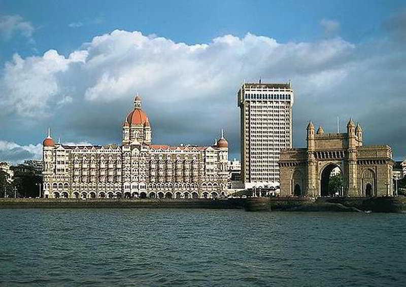 The Taj Mahal Palace in Mumbai (Bombay), India