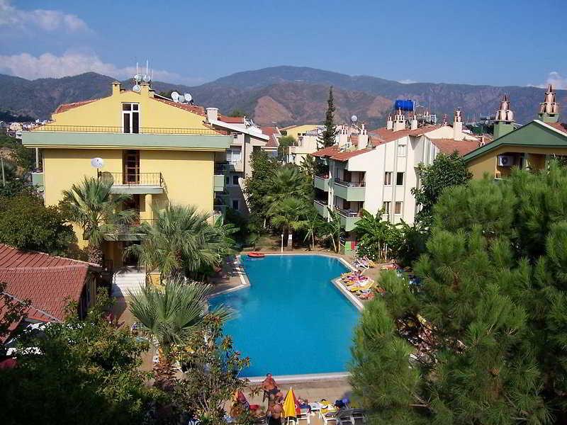 Club Palm Garden Keskin in Marmaris, Turkey
