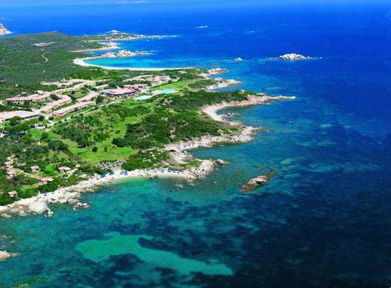 Valle Dell'erika Resort Santa Teresa Di Gallura, Italy Hotels & Resorts