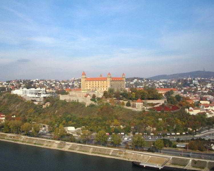 Best Western Hotel Antares in Bratislava, Slovakia