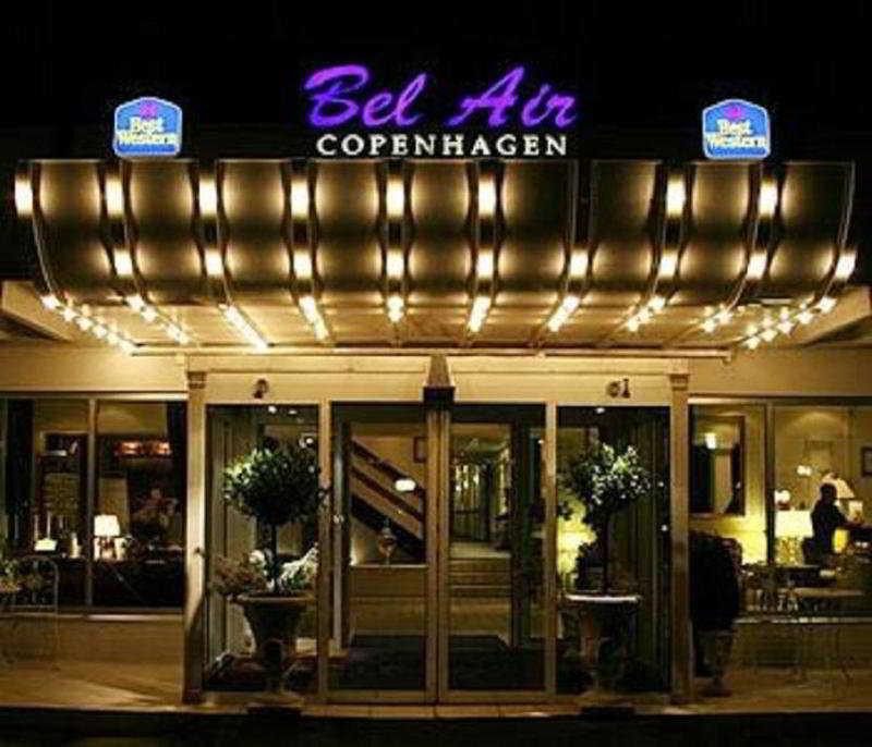 Best Western Bel Air Copenhagen -