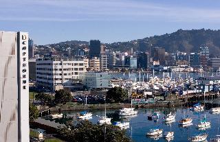 Copthorne Hotel Wellington Oriental Bay in Wellington, New Zealand