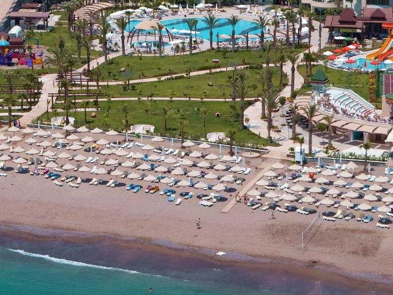 Saphir Resort And Spa Hotel Alanya Antalya Turkei