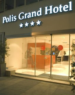Polis Grand Hotel in Athens, Greece