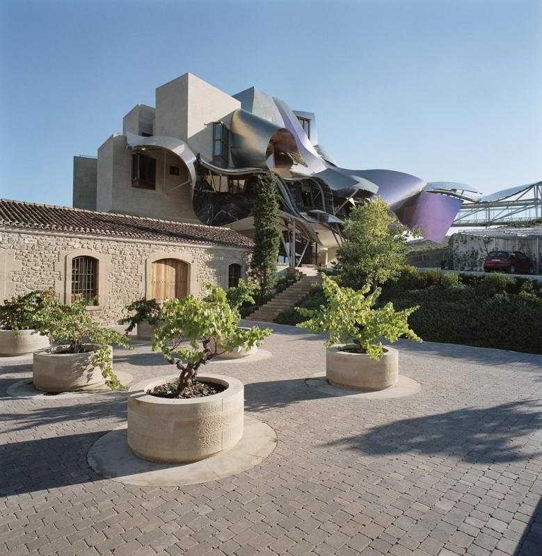 Marques de riscal ofertas marques de riscal tarifas for Hotel el ciego marques de riscal