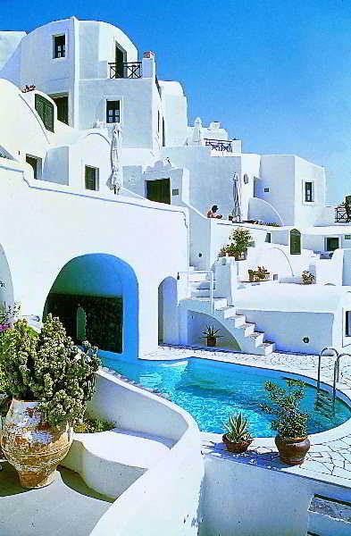 Fanari Villas Hotel Santorini Instant Reservation | TravelTicker.com