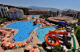 Green Nature Resort & Spa in Marmaris, Turkey