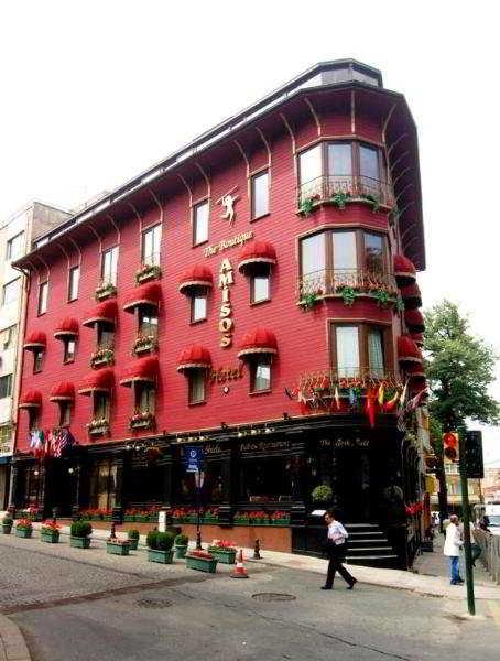 Amisos Boutique Hotel in Istanbul, Turkey