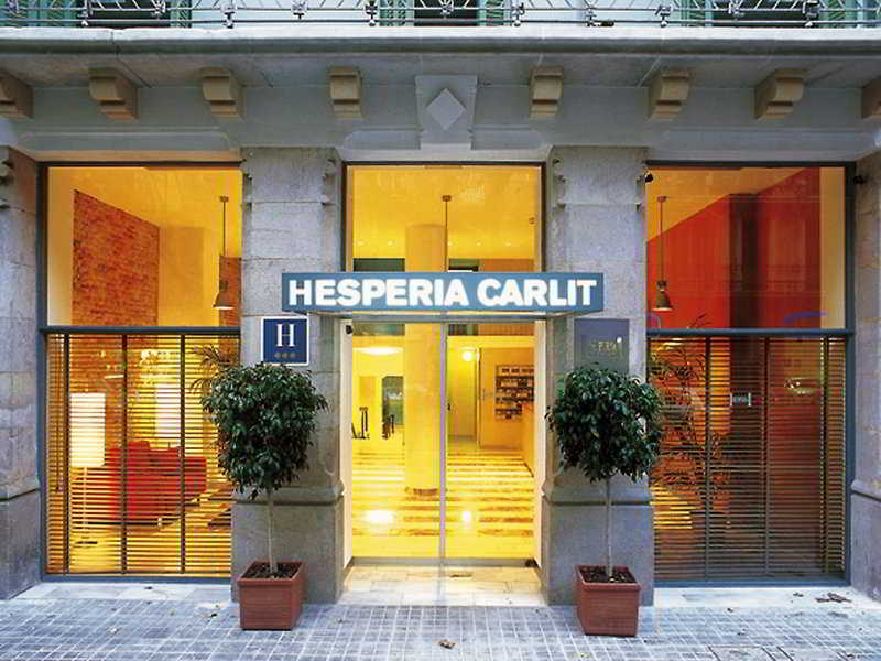 Hotel Hesperia Carlit-Barcelona
