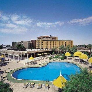Hotel Intercontinental Riyadh, Riad