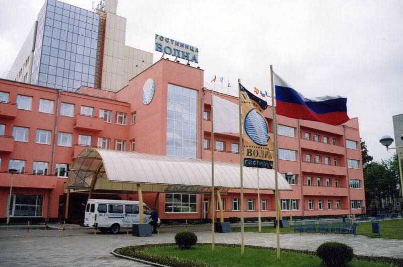 Volna in Nizhny Novgorod, Russia