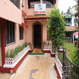 Hotel Lua Nova, Goa