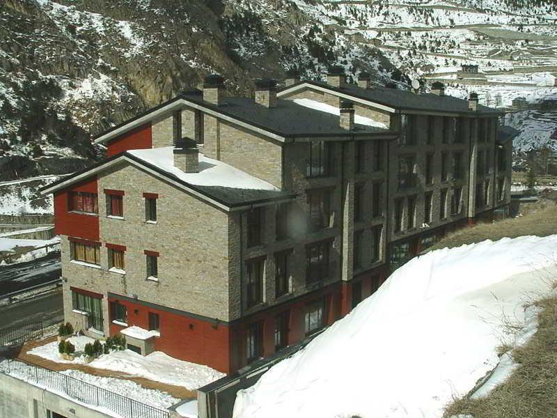 L'Obaga Blanca in Andorra, Andorra