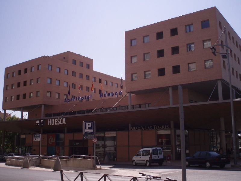 Apartahotel Sercotel Huesca