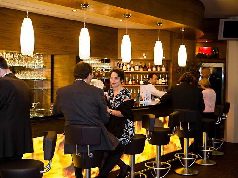 Top Hotel Modul Vienna:  Bar