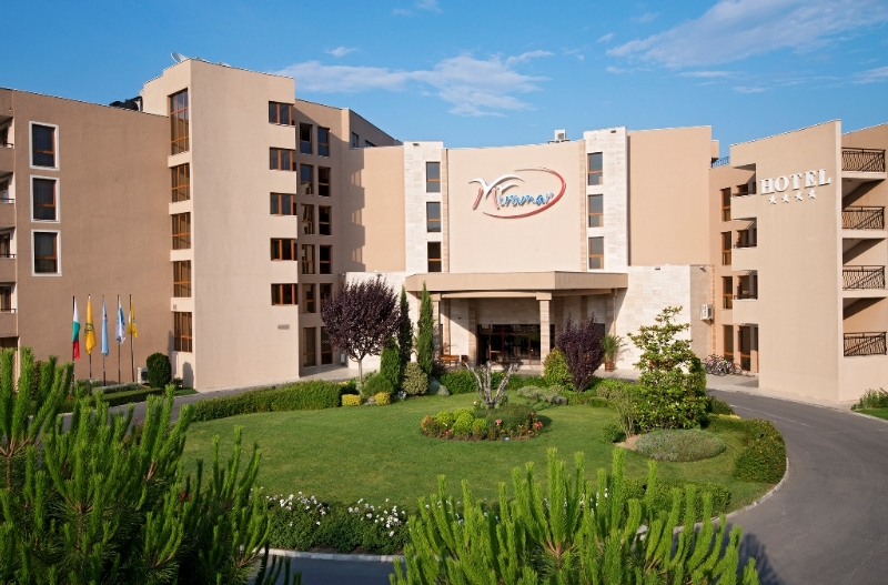 HVD Clubhotel Miramar in Varna / Black Sea Resorts, Bulgaria