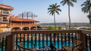 Lazy Lagoon Sarovar Portico Suites Goa in Goa, India