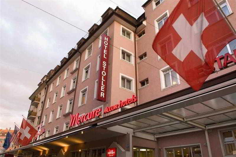 Mercure Stoller Zurich in Zurich, Switzerland