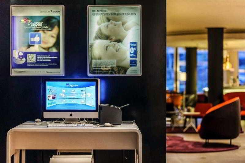 Hotel Novotel Berlin Mitte Berlin Deutschland